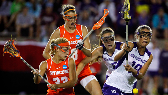 Once Again Northwestern Wins Nth Women's Lacrosse Title in N+1 Years