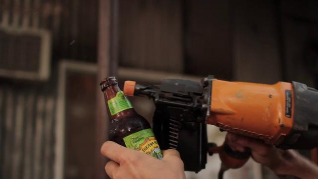Click here to read The Most Creative (and Ridiculous) Ways To Open a Beer Bottle