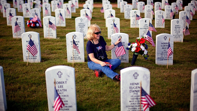 A Little Respect for Memorial Day