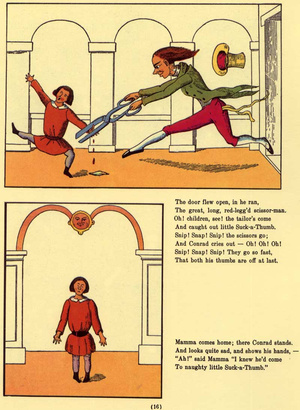 The best scenes from the most demented German children's book ever published