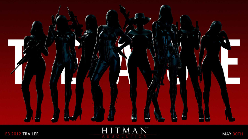 What Does a Squad of Gun-Toting Fetish Nuns Have to Do With <em>Hitman: Absolution</em>?