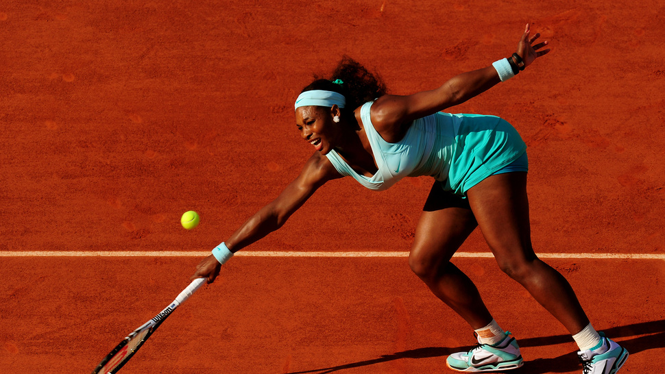 Serena Williams Gives Us A French Open Collapse For The Ages
