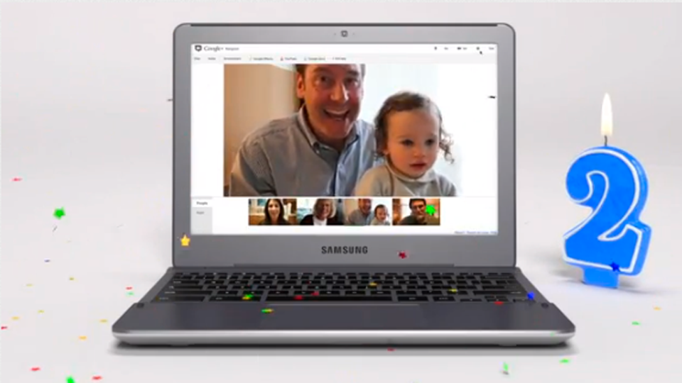 Click here to read Google Drops Revamped Chrome OS on Newer, Faster Chromebooks