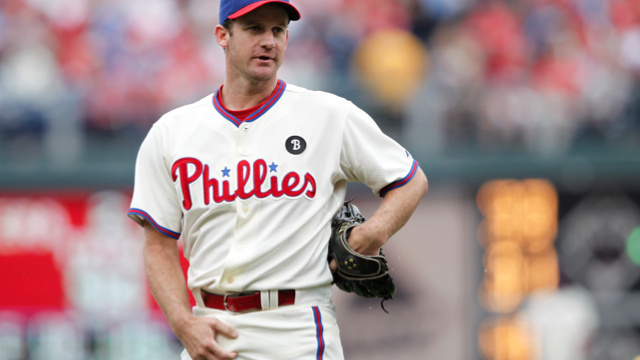 Roy Oswalt Signs With Rangers