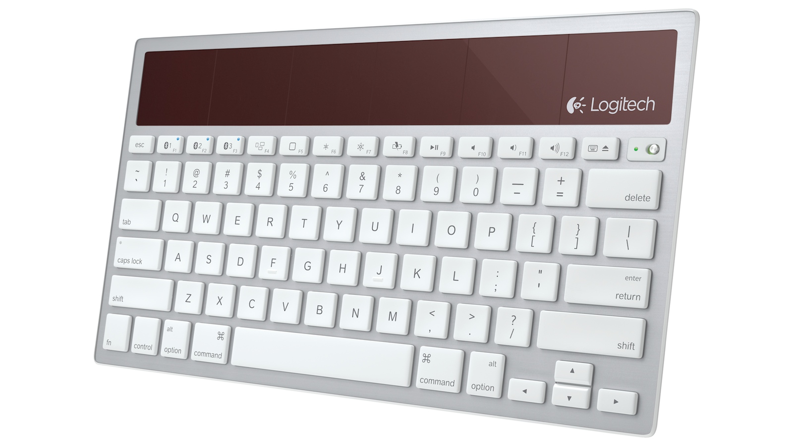 Click here to read Logitech's Latest Solar-Powered Wireless Keyboard Switches Between All Your Apple Devices on the Fly