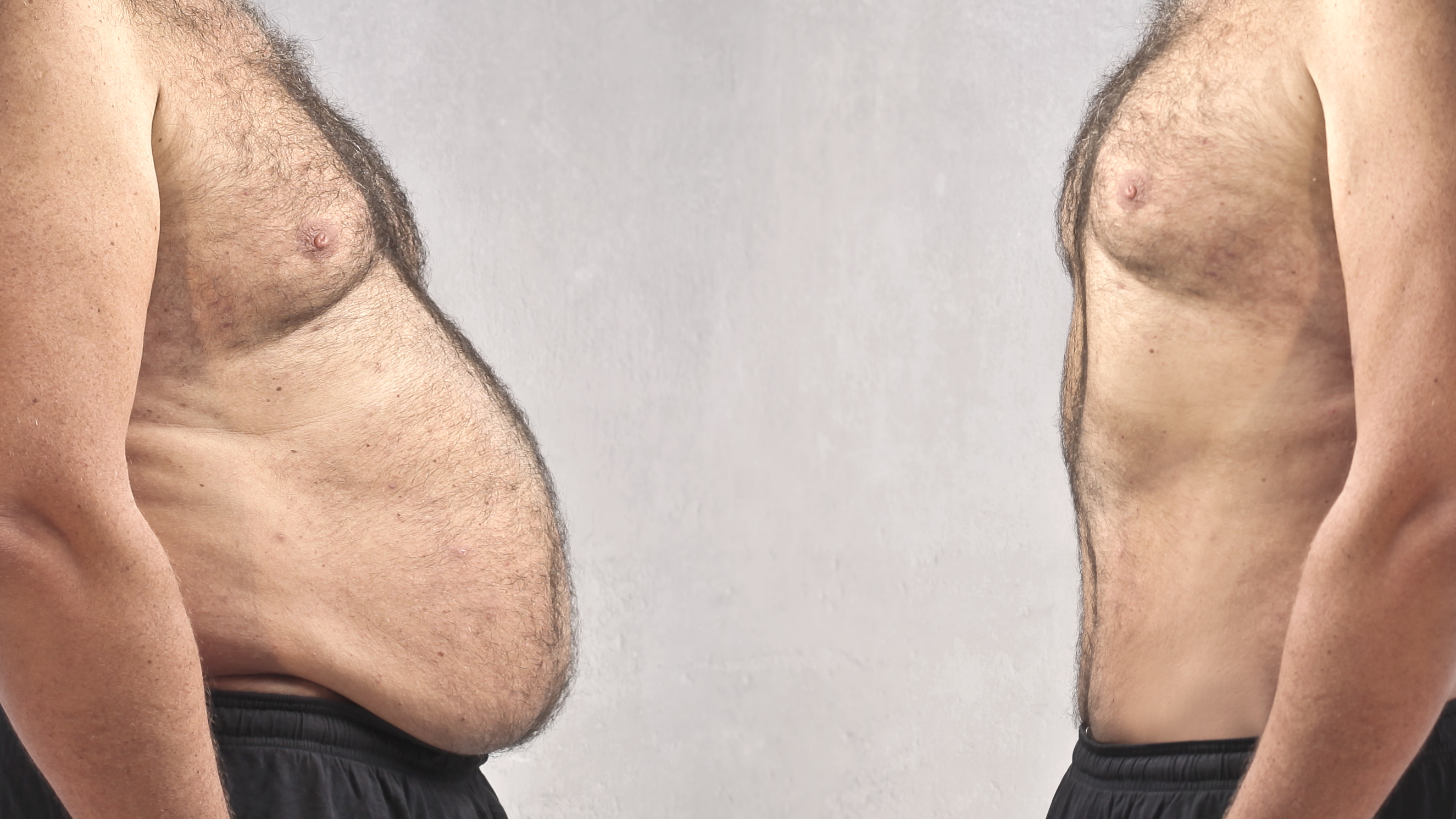 Click here to read If You're Fat, Your Friends Will Always See You That Way