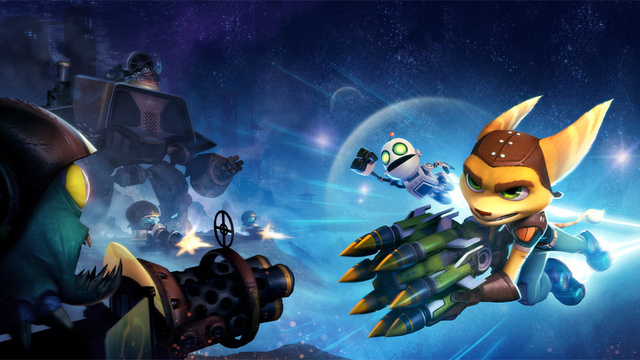 Ratchet & Clank: Full Frontal Assault Landing on PSN Later This Year