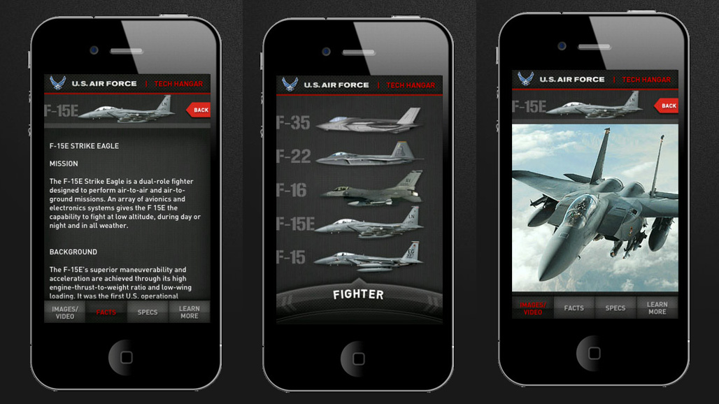 Get All The American Military Aeroplanes In Your Pocket For Free