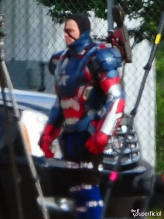 Extremely surprising Iron Man 3 villain spotted on set!