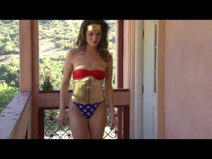 Wonder Woman XXX Hardcore Parody