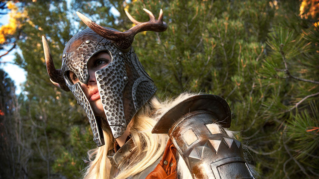 Oh Boy, This Skyrim Cosplay is Terrific