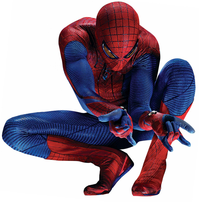 A Closer Look at Spidey's New Suit