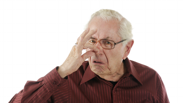 Old People Smell, Confirms Science