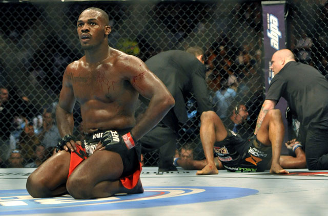 "UFC Star Jon ""Bones"" Jones Had Two Female Passengers When He Drunkenly Crashed His $250,000 Bentley"