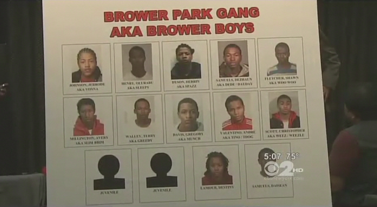 Click here to read Gang Members Accept Cop's Friend Request, Get Arrested, Are Idiots