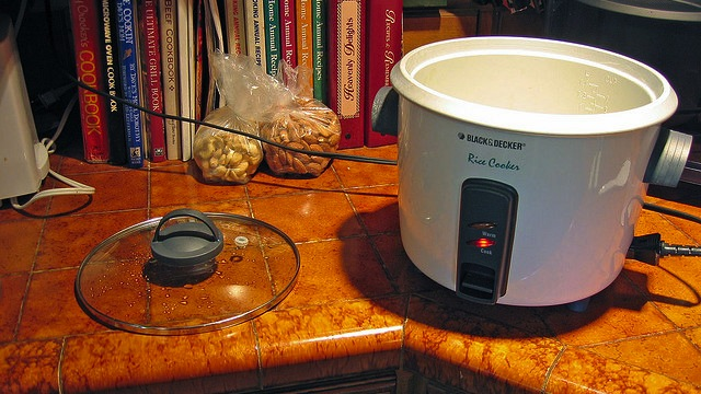 Click here to read Repurpose a Rice Cooker as a Humidifier