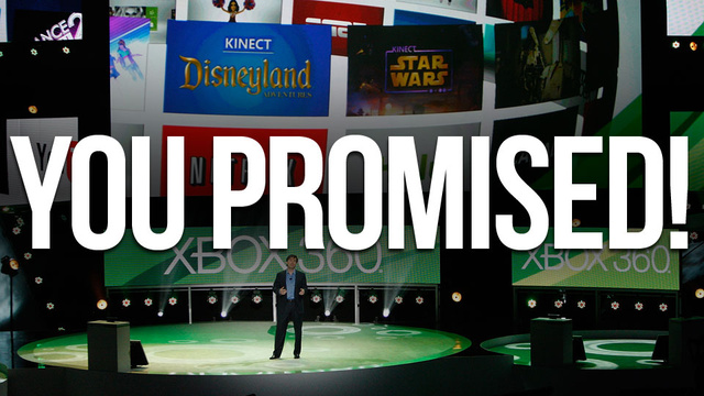 One Year Later, Did Microsoft Keep Their E3 2011 Promises?