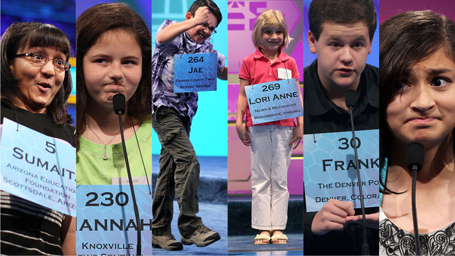 Your Scripps National Spelling Bee Live Blog