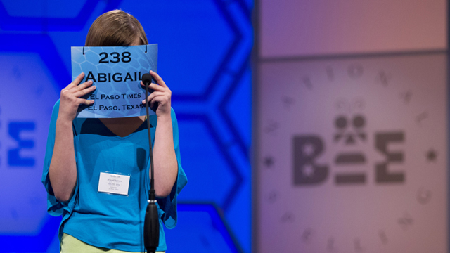 Click here to read Pick Your Favorite Kid: Scripps Spelling Bee Edition [UPDATE]