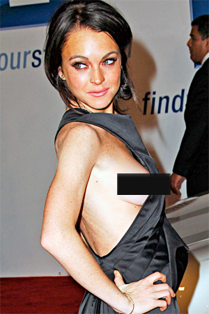 An Annotated History of Lindsay Lohan Nudity