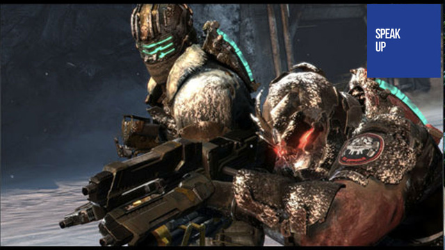 A Terrifying Way to Make Dead Space 3 Co-Op Work