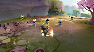 Those Adorable Mini Ninjas Get Kinect-ified for Xbox Live Arcade