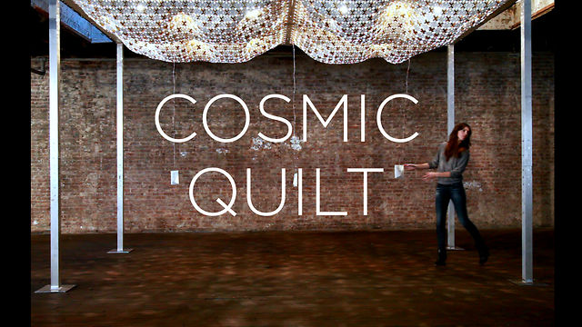 Click here to read When Astrophysics and Design Collide, the Cosmic Quilt Is All That Remains