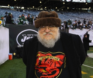 Game Of Thrones Author Says Patriots Are The NFL's Lannisters