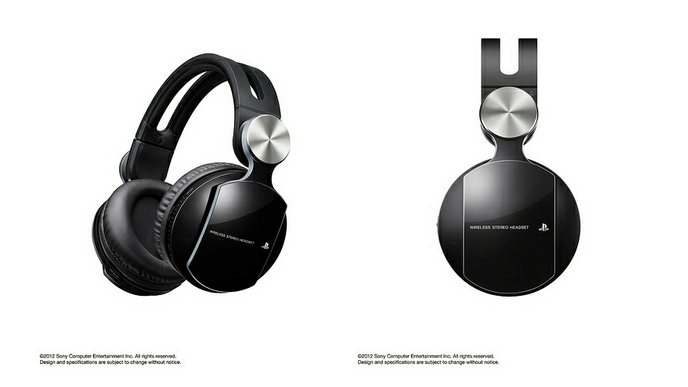 PS3's New Gaming Headset Brings Extra Bass