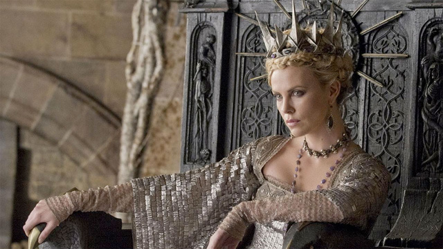 Botoxed Fairy Tale: Charlize Theron's Aging Queen in Snow White & the Huntsman
