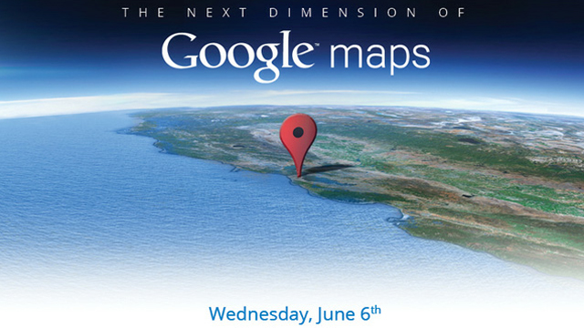 Google Preemptive Attack May Confirm Apple's New 3D Maps At WWDC