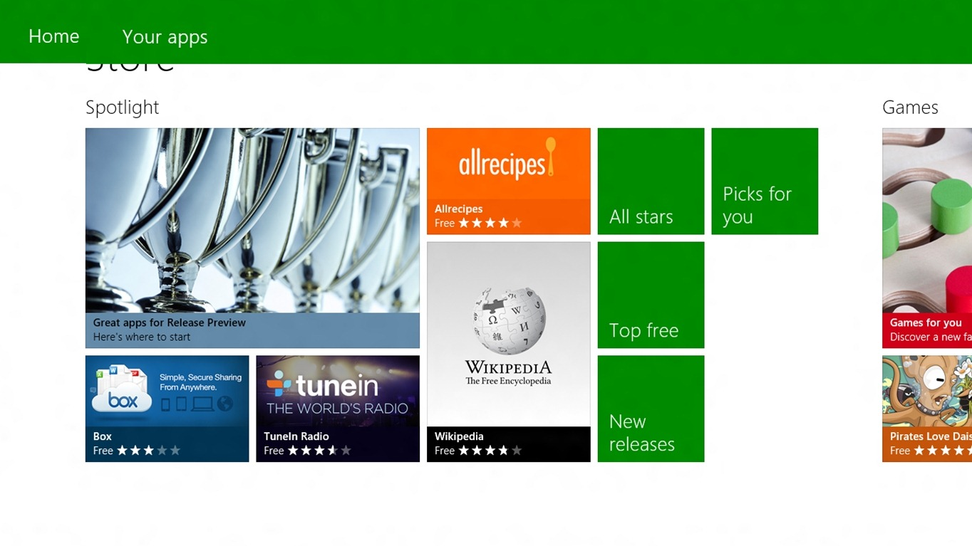 Click here to read Windows 8 Will Now Offer Desktop Apps In the Windows Store...Sort Of