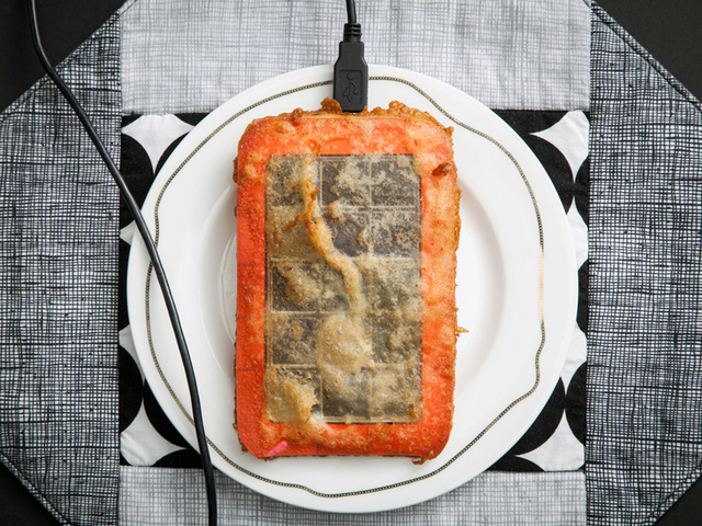 You'll Want to Devour Your iPod and These Other Deep-Fried Gadgets