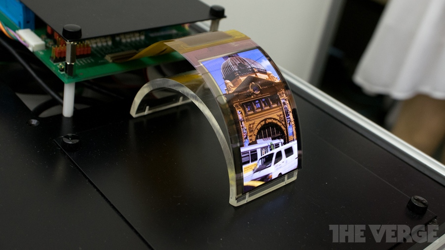 Sharp's Future IGZO Displays Will Deliver 498PPI Of Eye-Popping Pixel Density