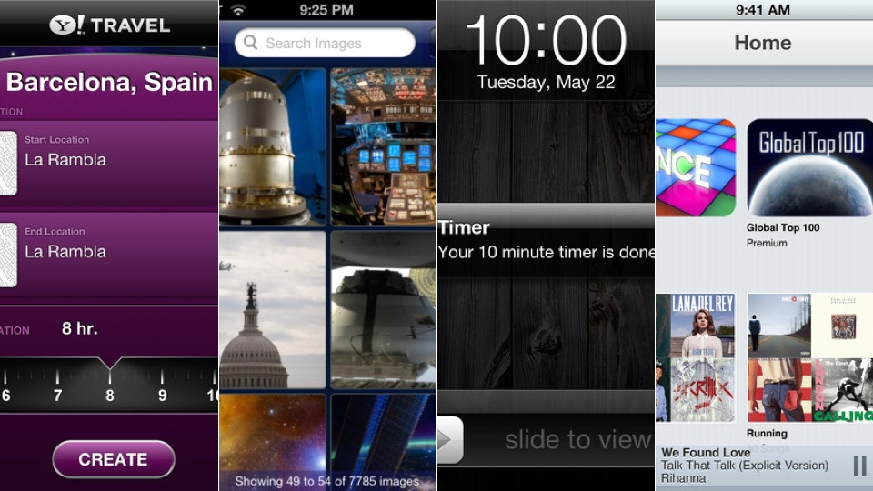Click here to read Yahoo Time Traveler, Music Unlimited, and More