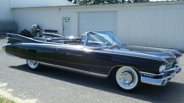1959 Cadillac Eldorado Biarritz Convertible Is One Rare Drop-Top