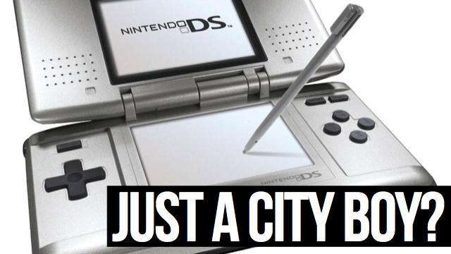 "Did Nintendo Plan to Call the DS the ""City Boy""?"