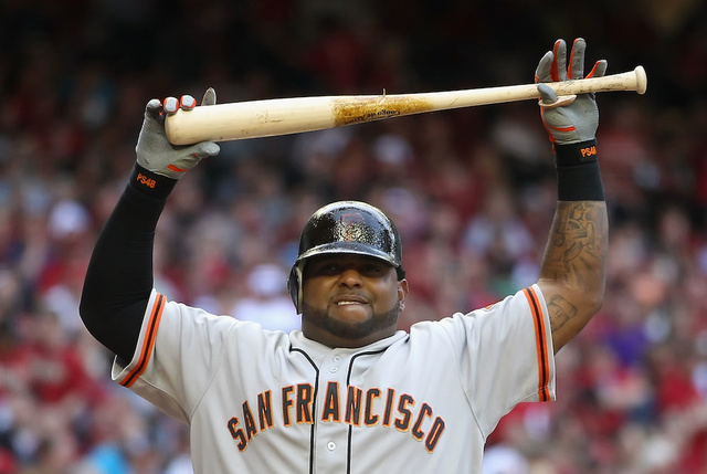 Pablo Sandoval Under Investigation For Alleged Sexual Assault