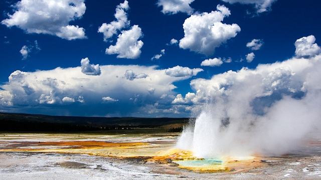 Supervolcanoes can erupt with pretty much zero warning