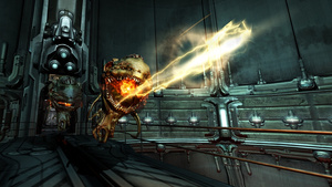 Doom 3's Graphically Enhanced Monsters Are Pretty Damn Ugly