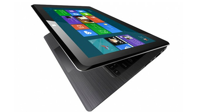 Asus Taichi: Ultrabook In Front, Tablet In The Back