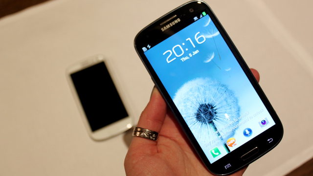 Click here to read Samsung Galaxy S III Will Be Out This Month for $200 (Updated)
