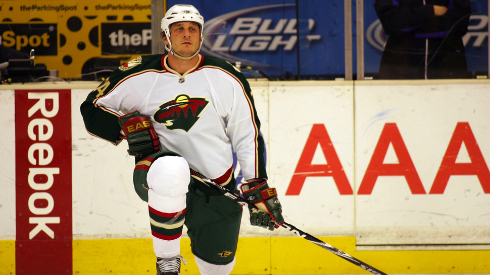Hockey Killed Derek Boogaard