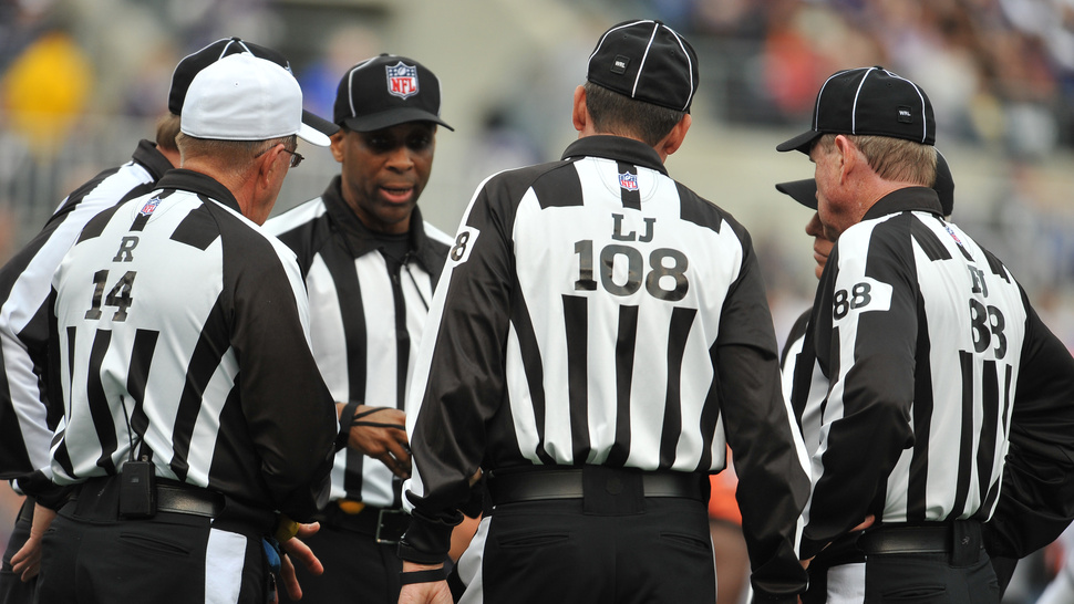 NFL Referees Are Officially Locked Out