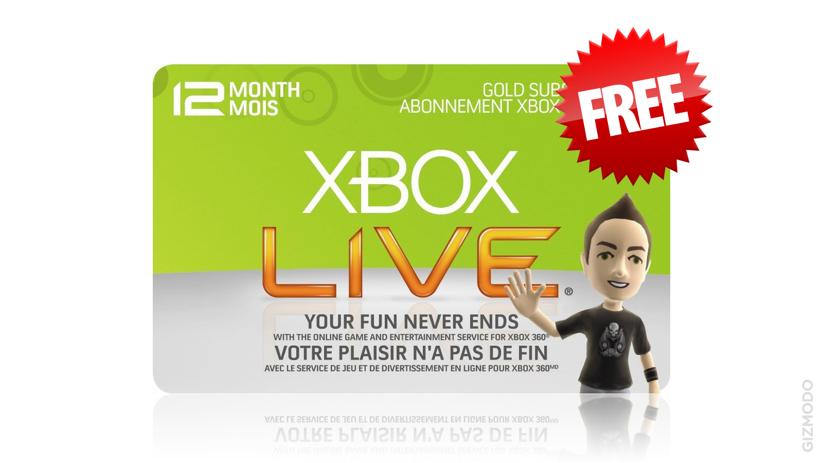Click here to read It's Time for Xbox Live Gold to Be Free