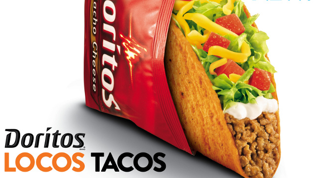 It Took Taco Bell Ten Weeks to Sell 100 Million Doritos Locos Tacos (UPDATE)