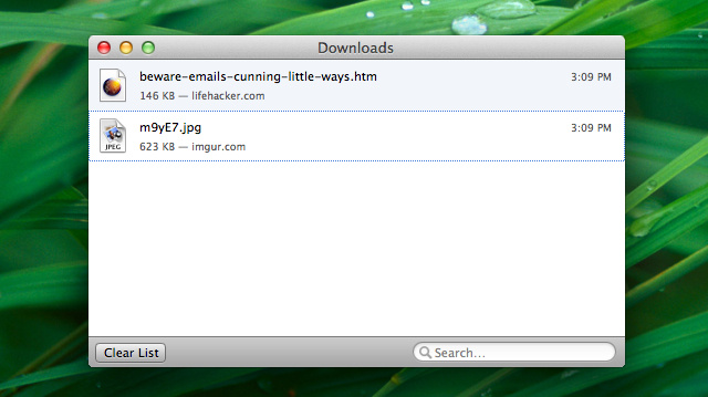 Download Any File or Web Page by Pasting Its URL Into Firefox's Download Window
