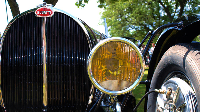 Greenwich Concours d'Elegance Delivers Eye Candy For The Super Rich