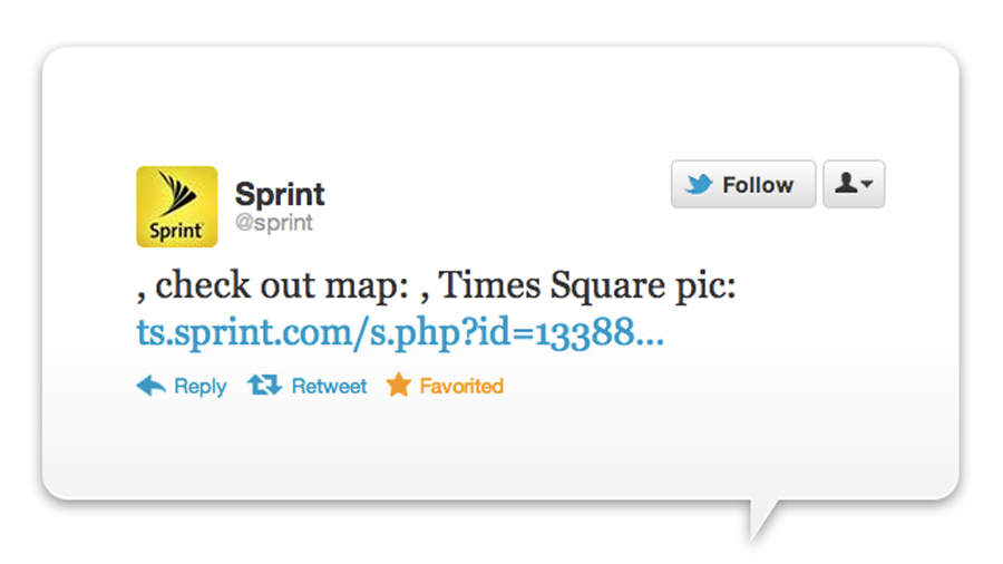 Click here to read Hey Sprint, You Okay?