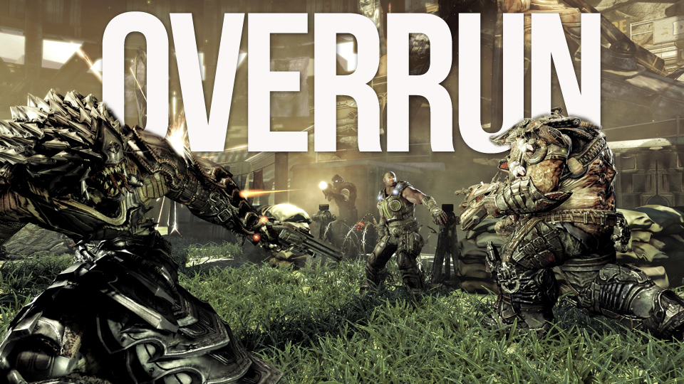 Multiplayer Mode - Overrun